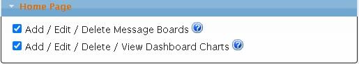 LeadMaster CRM - Homepage Privileges